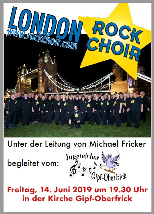London Rock Choir